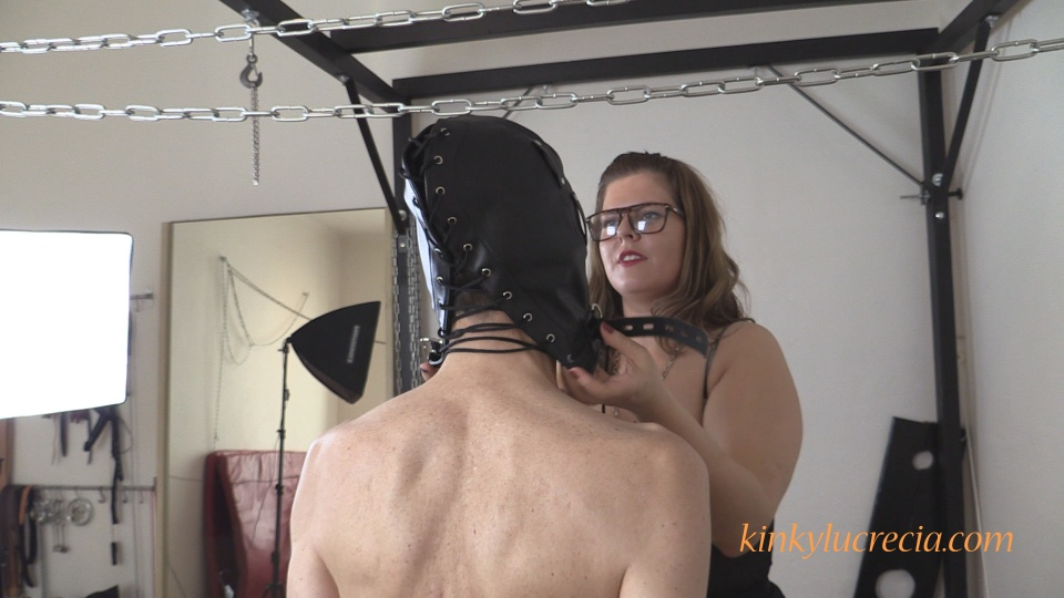 Kinky Lucrecia - KL14 - Tied-up and tortured - 00-1