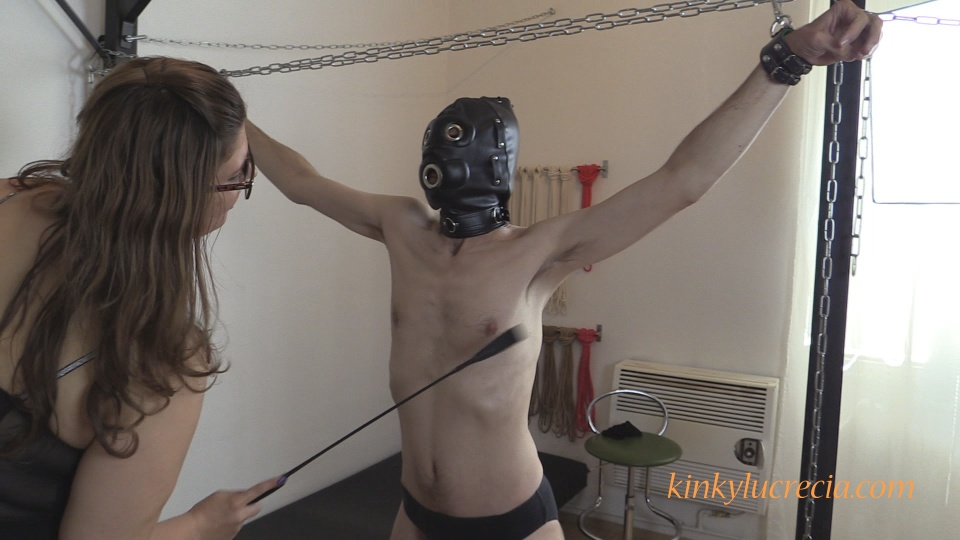 Kinky Lucrecia - KL14 - Tied-up and tortured - 03
