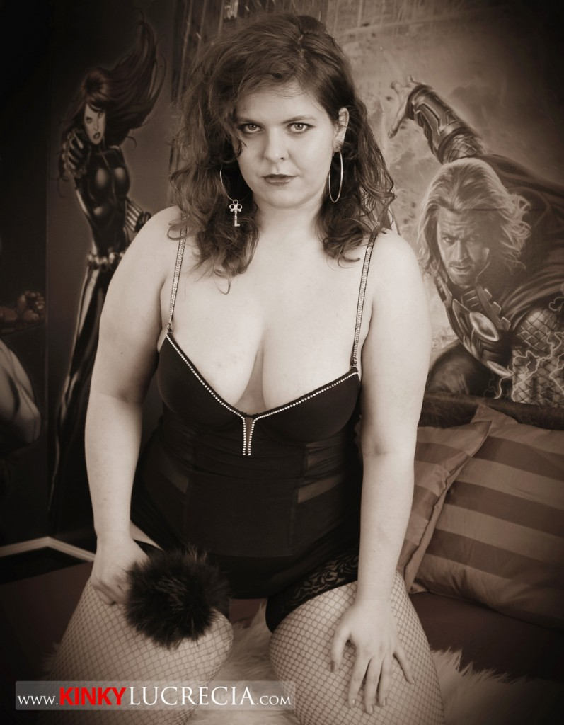 Lucrecia Adira Prague dominatrix and session wrestler